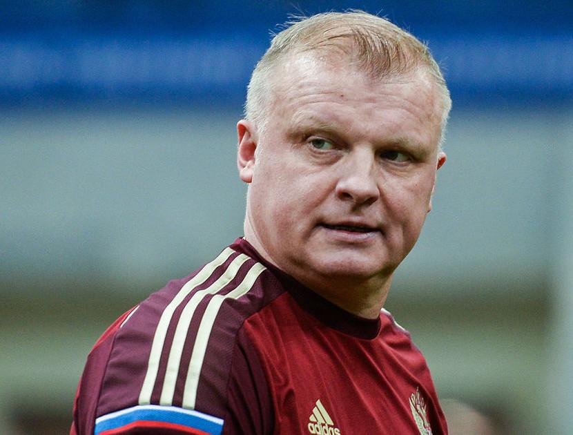 Сергей Кирьяков стал главным тренером «Арсенала»