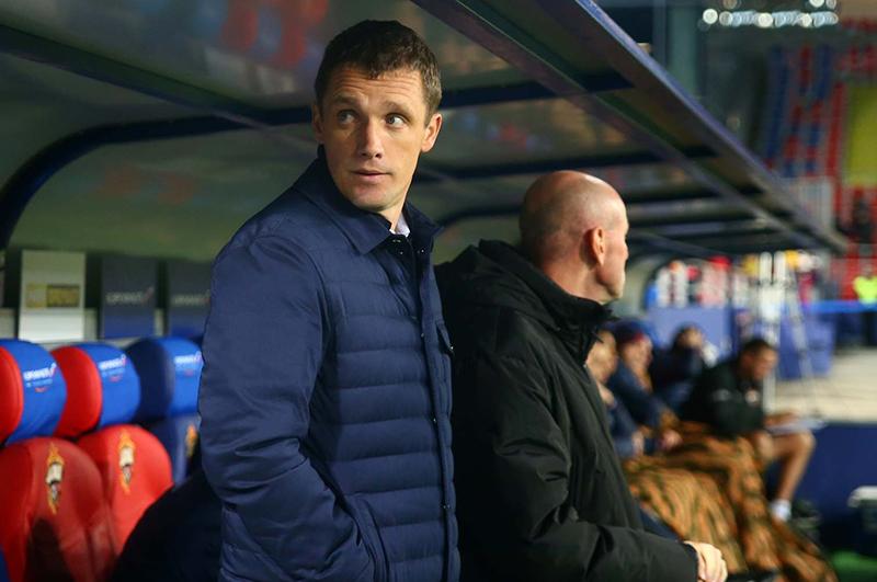 Виктор Ганчаренко: «Ребятам пока не хватает опыта игры на нескольких фронтах»