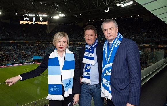 Александр Медведев стал президентом-генеральным директором «Зенита»