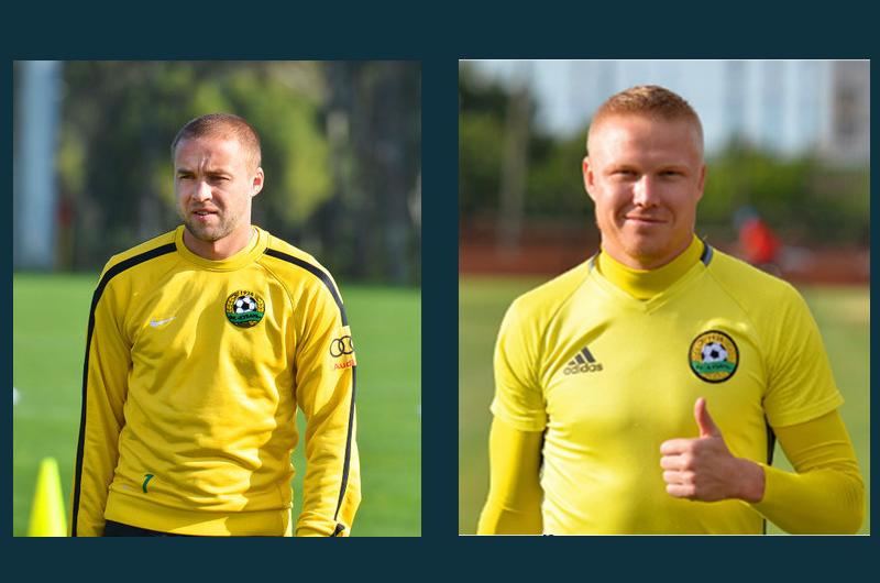 Владислав Кулик и Юрий Дюпин стали игроками Анжи»