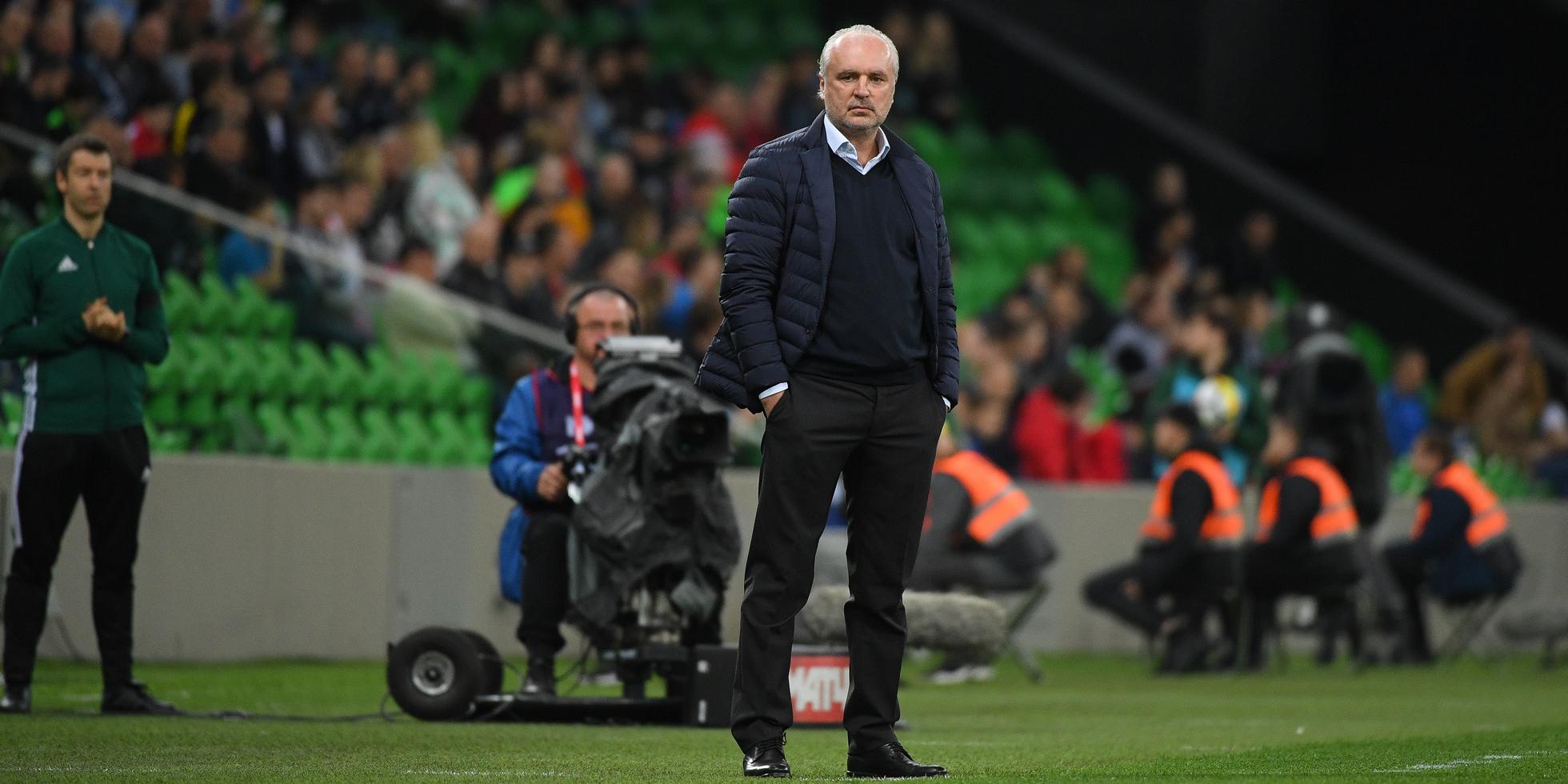 Игорь Шалимов отправлен в отставку