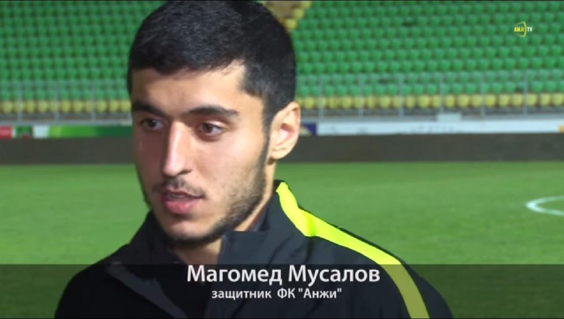 Магомед Мусалов: «Халк «помог» успокоиться»
