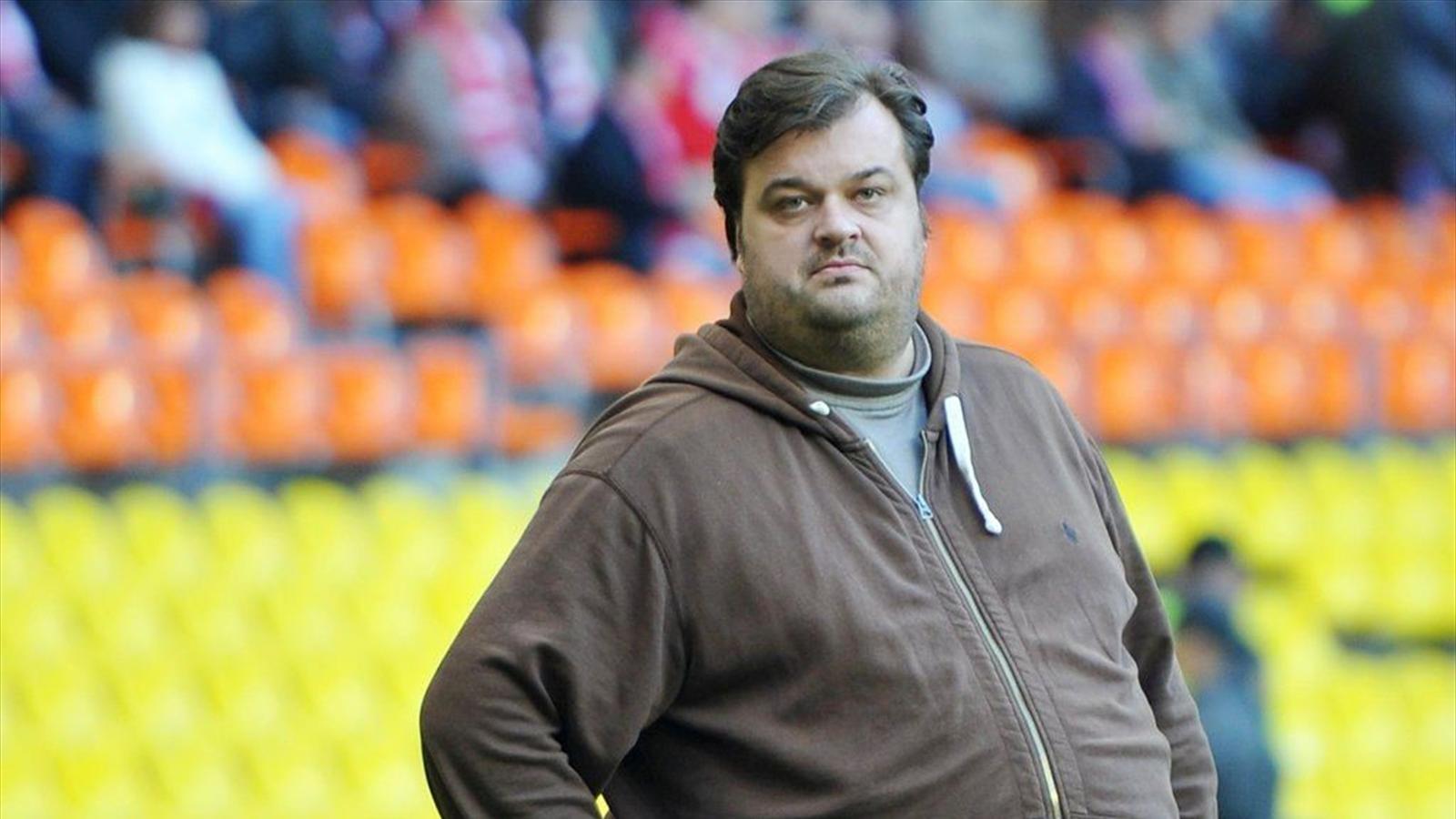 Василий Уткин: «Ходить на новый, красивый, модный стадион - большое удовольствие»