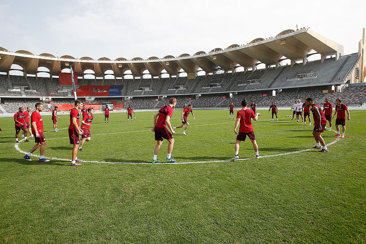 «Спартак» проведет сборы в ОАЭ и Испании
