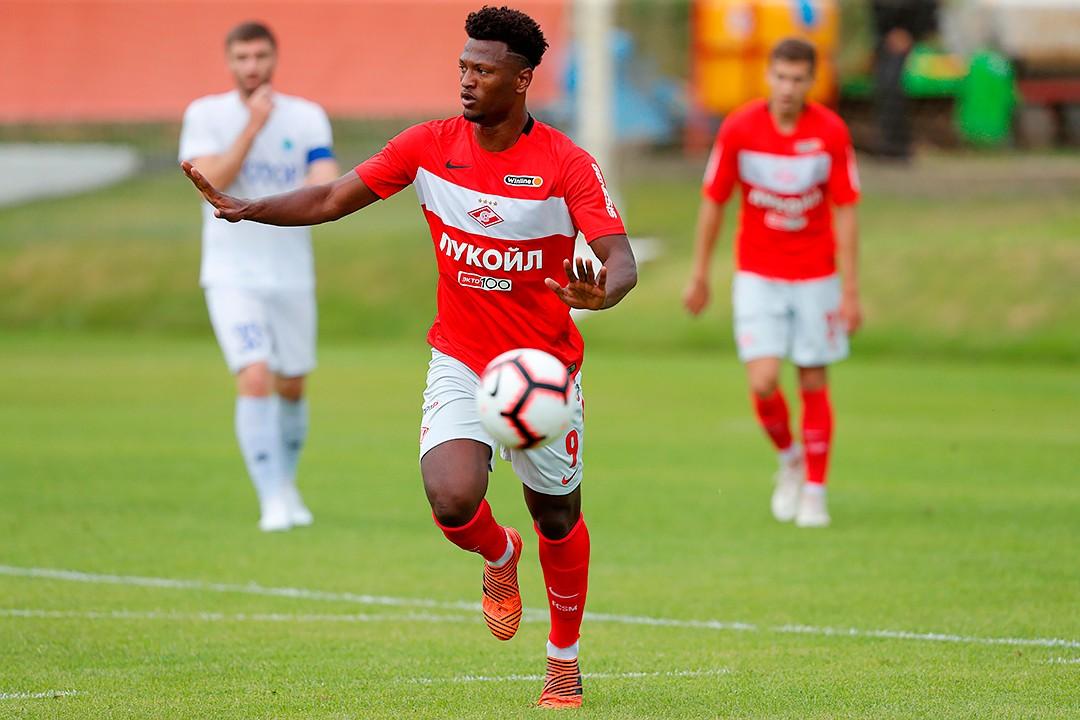 «Спартак» обыграл «Ротор», Зе Луиш забил в четвертом матче подряд