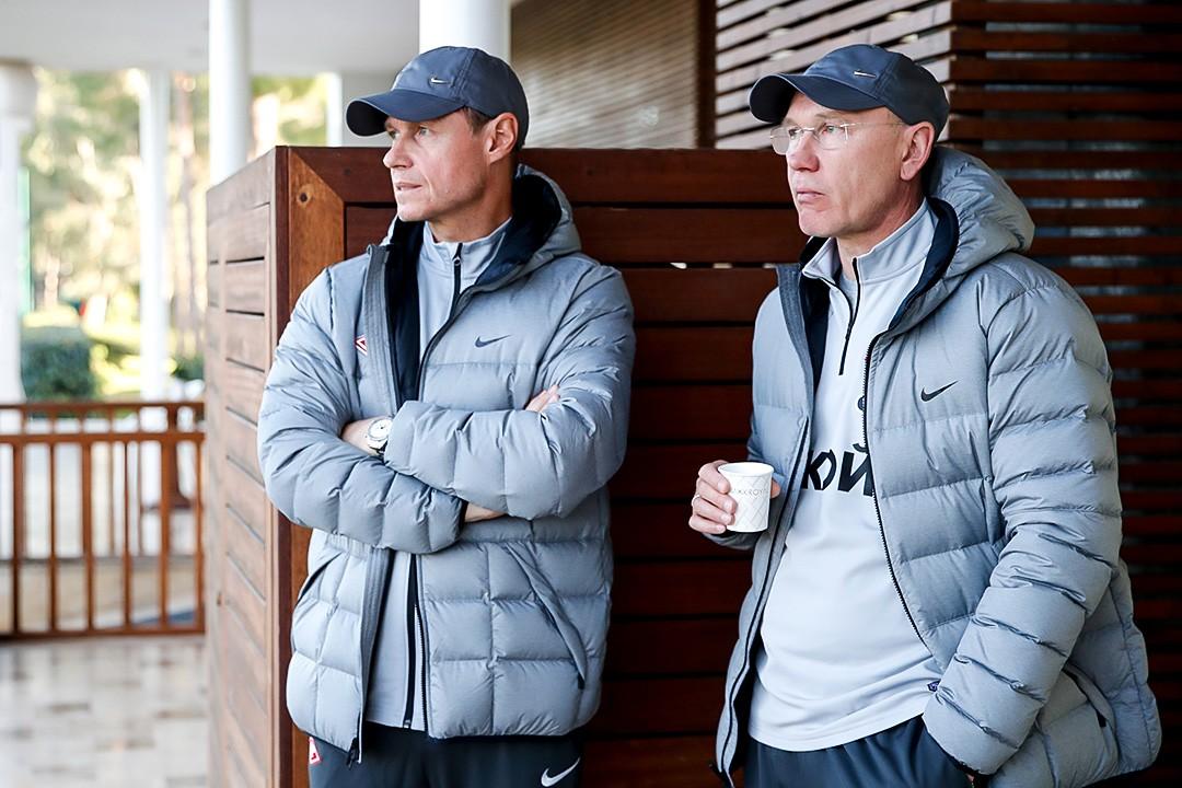 Олег Кононов: «Мы доминировали в игре с «Марибором»
