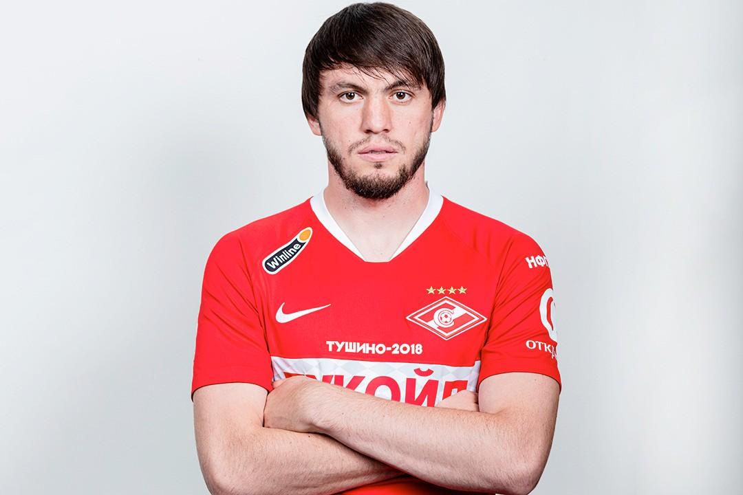 Резиуан Мирзов перешел в «Спартак»