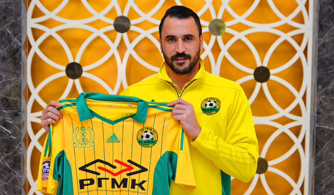 Алмейда стал игроком «Кубани»