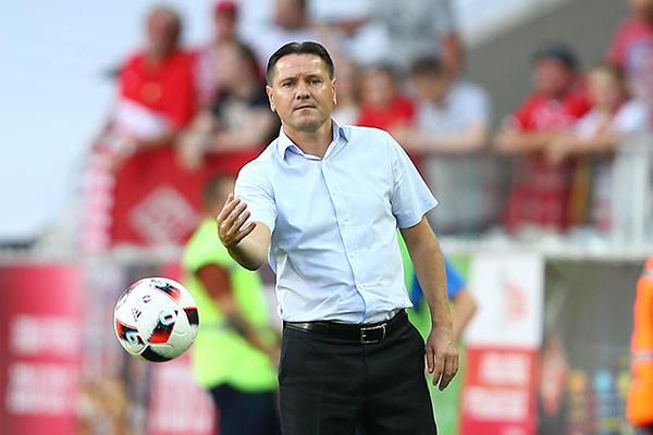 Дмитрий Аленичев: «Сегодня встречались соперники разного уровня мастерства»