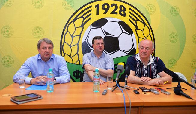 Итоги и планы ФК «Кубань»