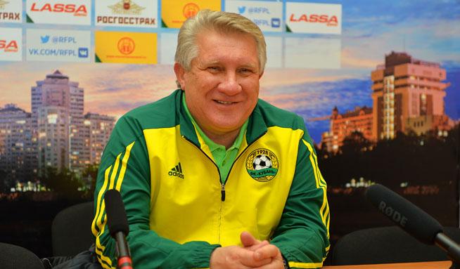 Сергей Ташуев: «Жажда гола должна быть на максимальном уровне»
