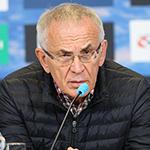 Гаджи Гаджиев: «Довольны тем, что удалось сыграть вничью»