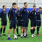 Тесты на коронавирус футболистов и персонала «Тамбова» дали отрицательный результат