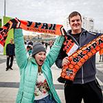 Домашние матчи «Урала» пройдут в присутствии зрителей