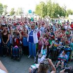 Акция «Под флагом добра!» в Черкизове