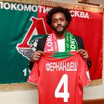 Мануэл Фернандеш будет играть в «Локомотиве»