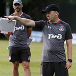 Марко Николич провёл первую тренировку в Баковке