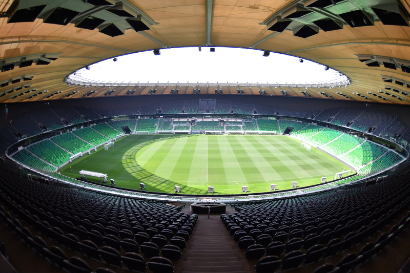 Владимир Хашиг: «то будет первый матч на новой футбольной арене, ожидается аншлаг»