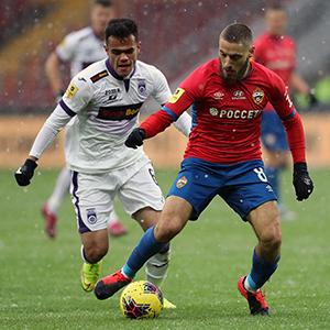 Остон Урунов: «В «Уфе» созданы все условия, чтобы игроки могли думать только о футболе»