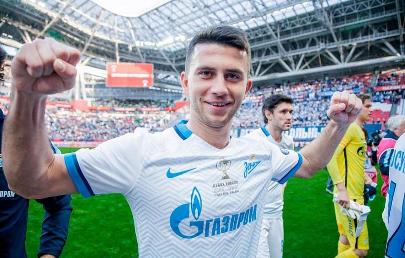 Дмитрий Богаев продолжит карьеру в «Зените»