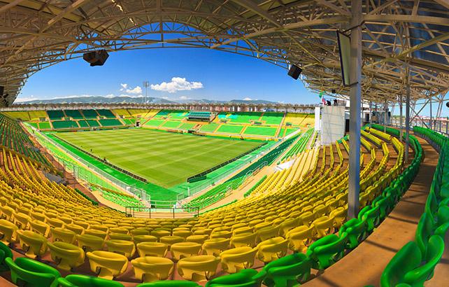 Совместное заявление ФК «Анжи» и стадиона «Анжи Арена»