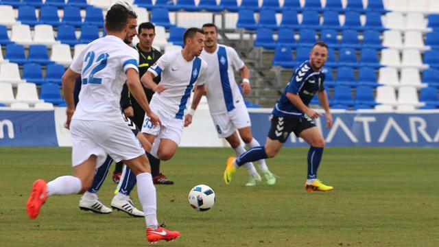 Победа «Крыльев» в первом матче испанских сборов