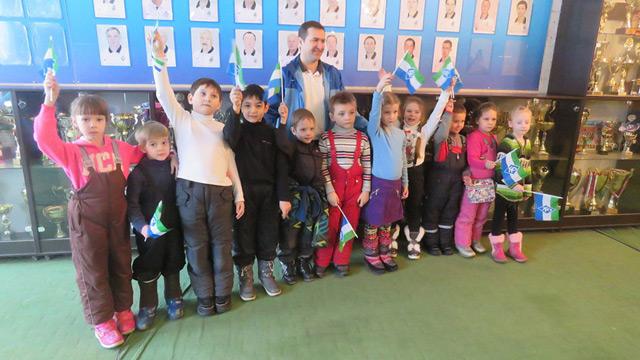 «Крылья Советов» организовали мастер-класс для самарских детей
