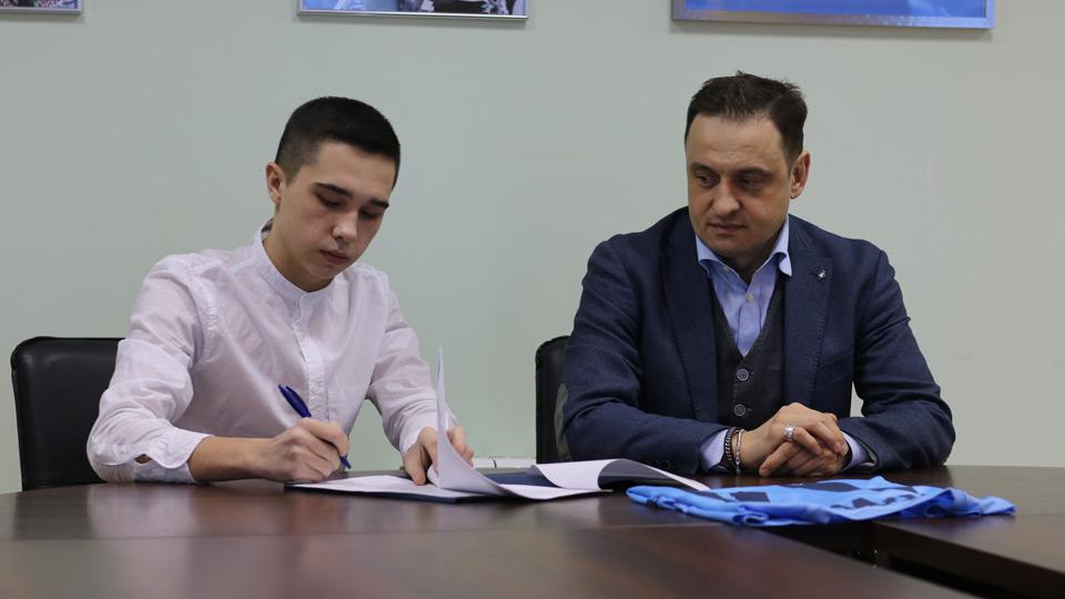 «Крылья Советов» подписали контракт с киберигроком в FIFA