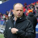 Дмитрий Парфёнов сменил Сергея Подпалого на посту главного тренера «Арсенала»