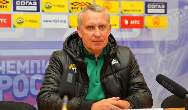 Леонид Кучук: «Такие матчи делают чемпионат сильнее»