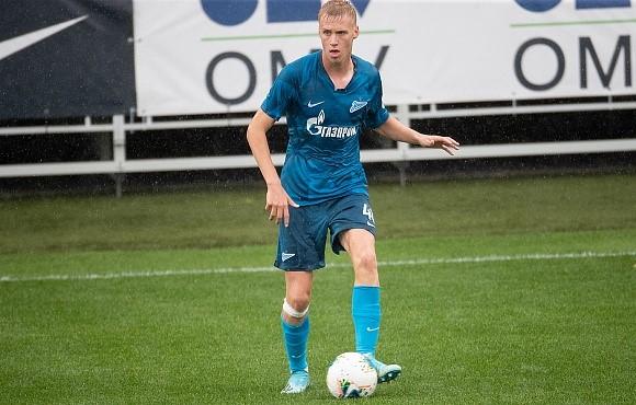 «Зенит»-м уступил «Лиону» в первом матче Юношеской лиге УЕФА