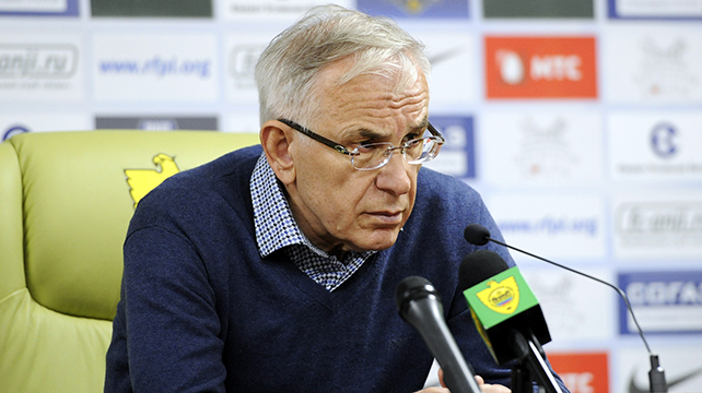 Гаджи Гаджиев ушел в отставку