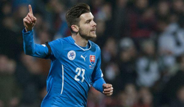Нападающий сборной Словакии Михал Дюриш перешел в «Оренбург»