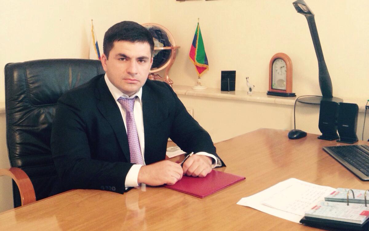 Саид Абдулаев – новый генеральный директор ФК «Анжи»