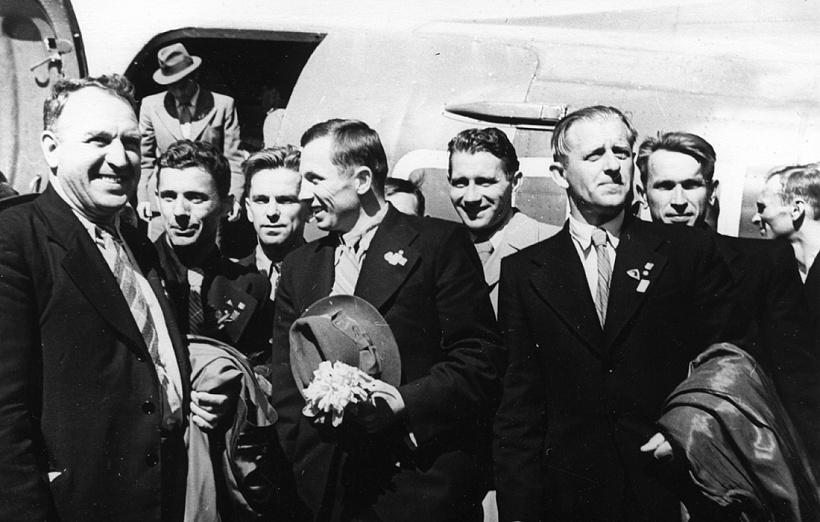 70 лет назад «Зенит» провел свой первый зарубежный матч