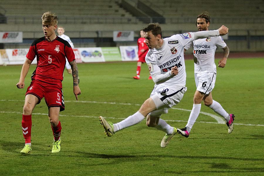 «Урал» обыграл молодежную сборную Литвы в первом контрольном матче 2018 года