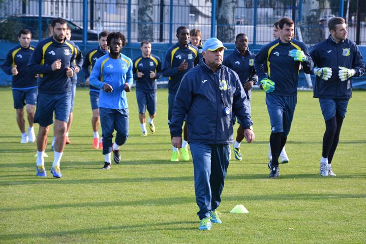 «Ростов» возобновит тренировки 6 октября