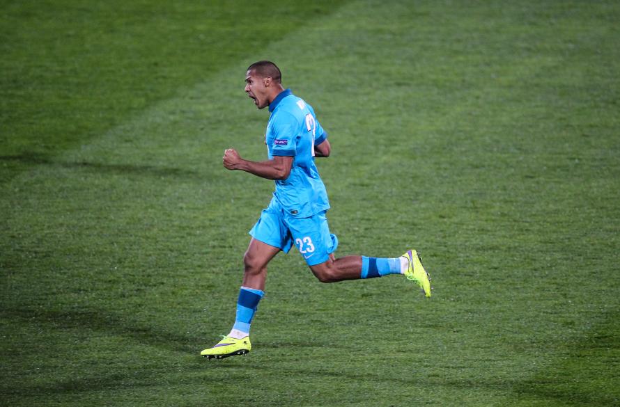 Рондон присоединился к «Зениту»