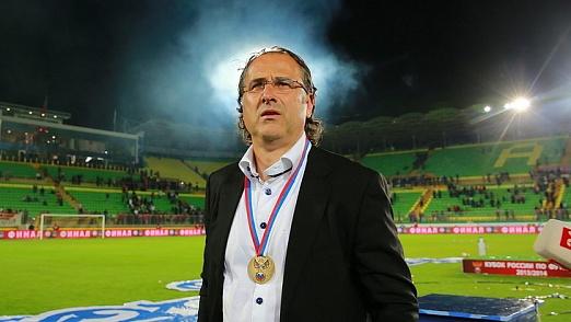 Миодраг Божович - главный тренер «Арсенала»