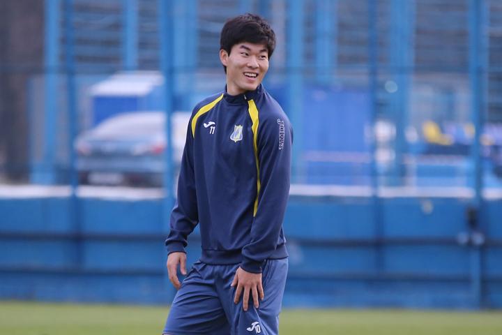 Ю Бен Су: «Надеюсь получить шанс и принести пользу команде»