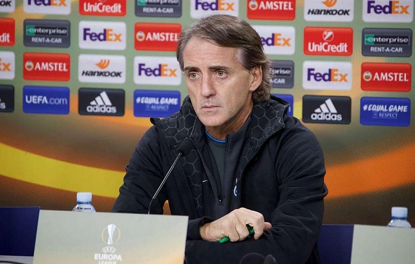 Роберто Манчини: «Обе команды будут стремиться занять первое место в группе»