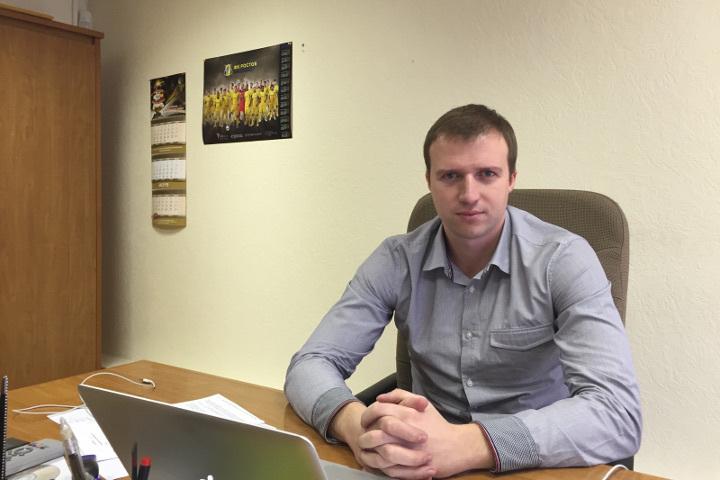 Исполнительным директором ФК «Ростов» назначен Константин Дзюба
