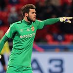 ЦСКА досрочно прервал аренду Ильи Помазуна