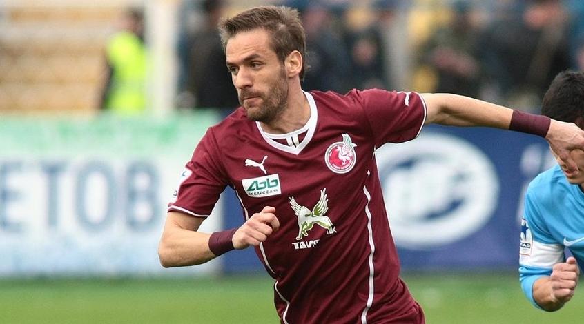 Марко Девич стал автором лучшего гола «Рубина» в сезоне