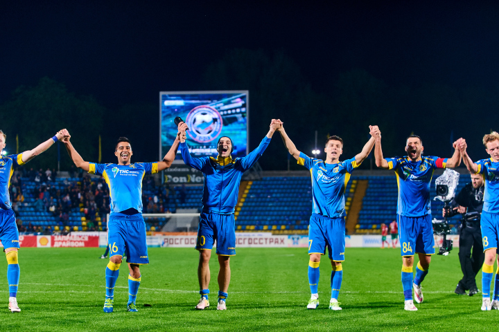 Игроки «Ростова» вызваны в сборные своих стран