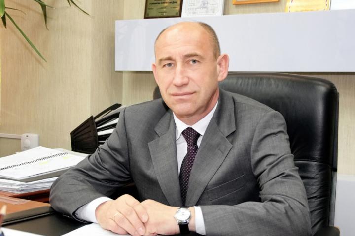 Владимир Крупин покинул должность генерального директора ФК «Ростов»