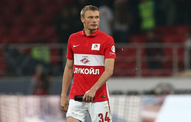Евгений Макеев покидает «Спартак»