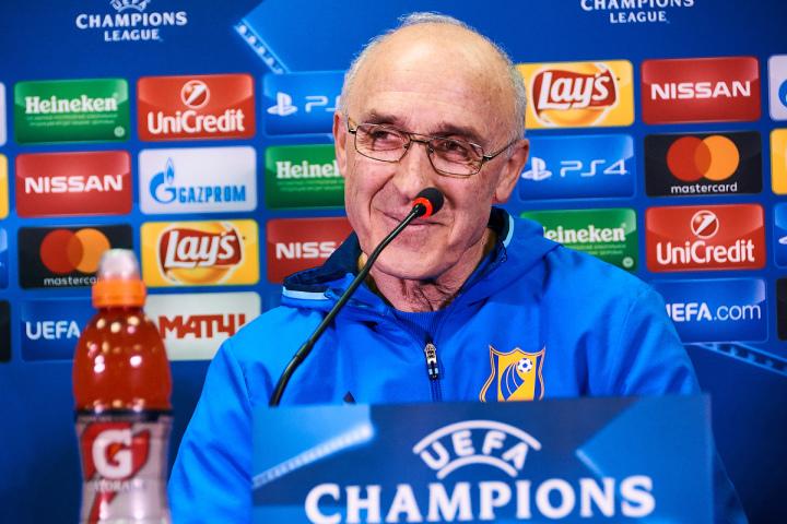 Иван Данильянц: «Все истощены эмоционально и физически, но игры в Лиге чемпионов – это что-то особенное»