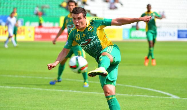 Сергей Ткачев стал игроком «Кубани»
