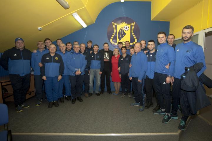 Слуцкий стал консультантом академии ФК «Ростов»
